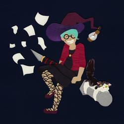 Witchsona by PlaidCushion