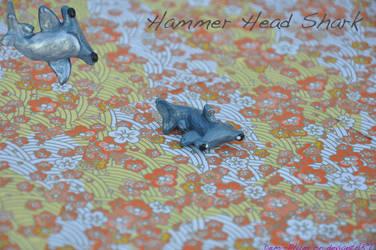 Hammer Head Shark by Demi-Plum