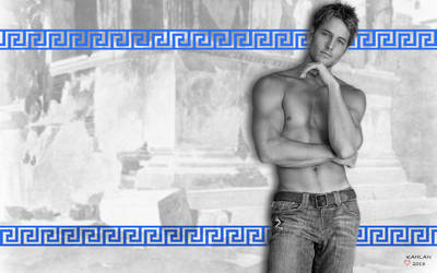 Justin Hartley by Kahlan78