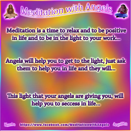 Meditation with Angels172 by Angel77light