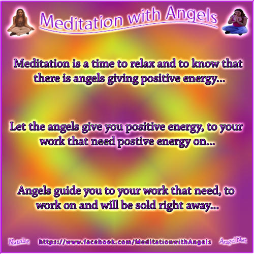 Meditation with Angels173 by Angel77light