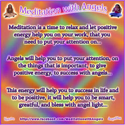 Meditation with Angels189 by Angel77light