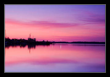 Harbor by Yaninah