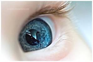 Deep Blue by Yaninah