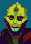 Thane Krios by Atomic-DNA