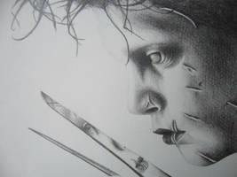 Edward Scissorhands by grummers
