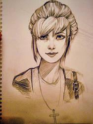 Kate Marsh by Hioneda