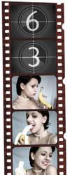 BananaScope by videotape