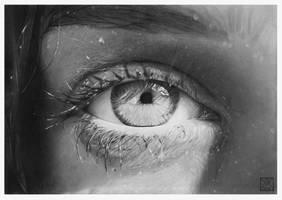 eye by AndriyMarkiv