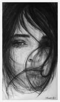 scetch.girl.... by AndriyMarkiv
