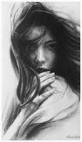 portrait.charcoal by AndriyMarkiv