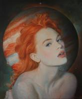 Girl from Jupiter by AndriyMarkiv