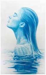 Blue by AndriyMarkiv