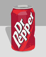 Dr Pepper by adL-son