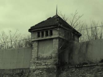 Abandoned watchtower by SebArp
