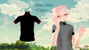 MMD Tunic-Like Shirt DL by Allena-Frost-Walker