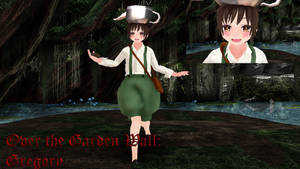 Over the Garden Wall- Gregory MMD Model Dl by Allena-Frost-Walker