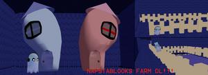 Napstablook's Farm MMD Stage DL by Allena-Frost-Walker
