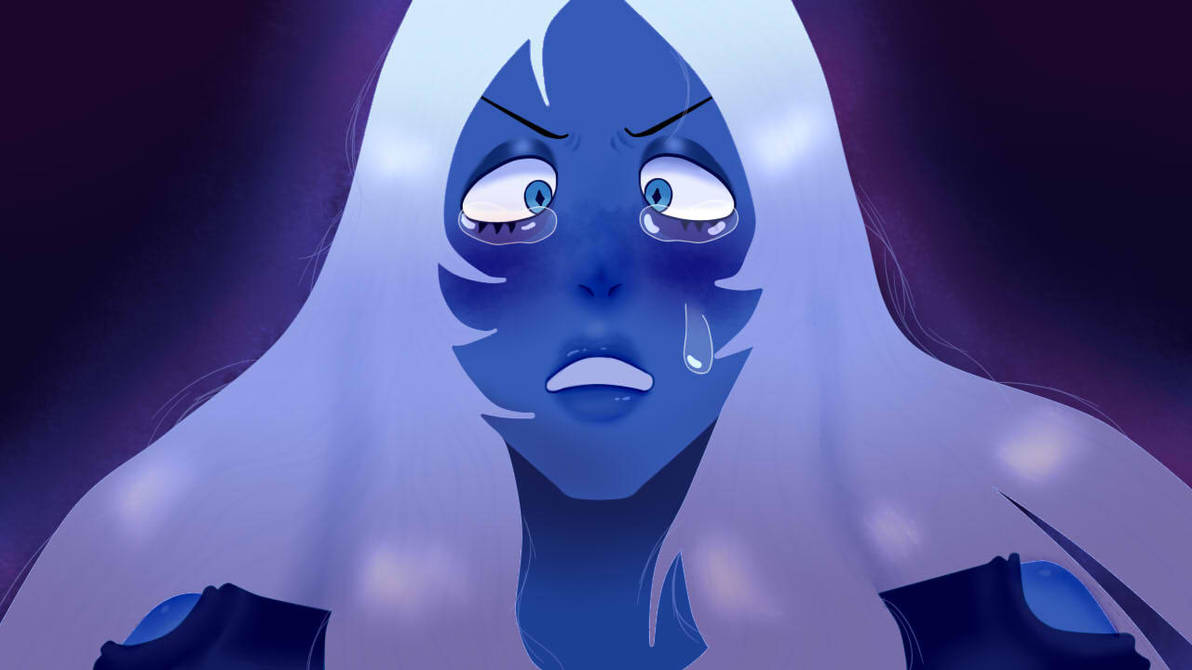 Blue Diamond is a beautiful and lovely waifu and deserves to be protected! She's so frustrated and sad all the time! I just wanna pat pat her head. Like what I do? Please consider checking out my o...