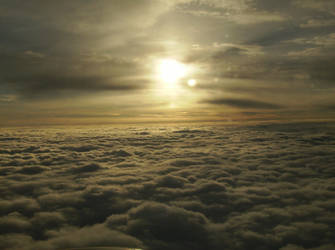 above the clouds stock 1 by stairwell-memories