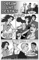 DLD.. Free Comic Book Day 06 by KabochaN