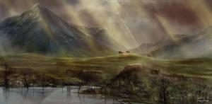Highland by bakarov
