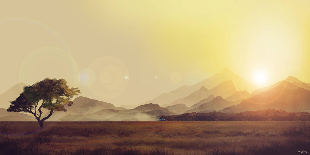 Journey by bakarov