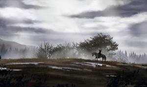 Wild Hunt by bakarov
