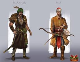 Bashibozuk - Azab by bakarov