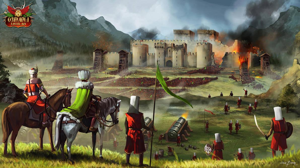 Ottoman Wars Siege By Bakarov On Deviantart