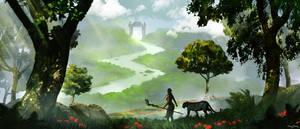 Druid by bakarov
