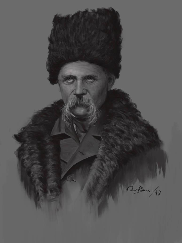 Shevchenko by bakarov