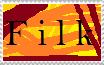 Filk stamp by CourageousPrincess