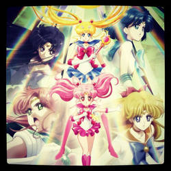 Sailor Moon by SupremoNoFansub