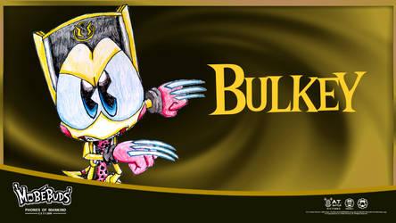 Mobebuds - Bulkey (Concept 2) by MrATAndreiThomas