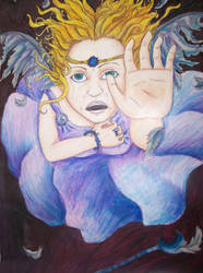 Falling Angel by Anthiea