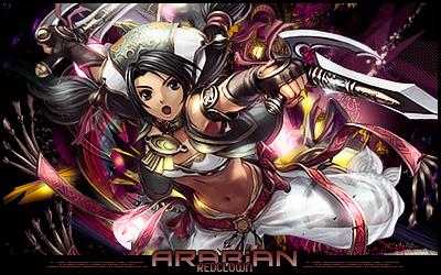 Arabian V2 signature by Rikku2011