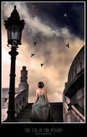 The Top of the Stairs by selynne