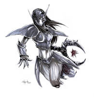vengeful spirit by irving-zero