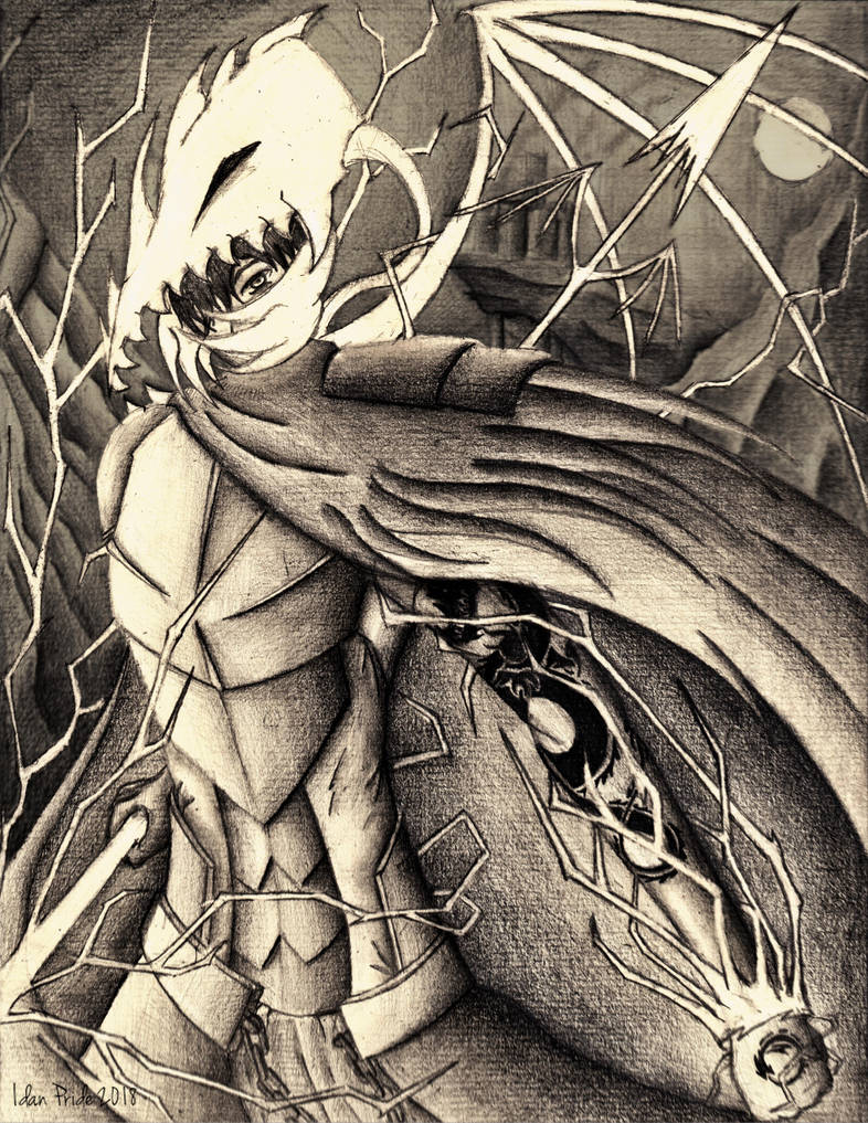 [OC#123] Relcs The Demon General by scygiex