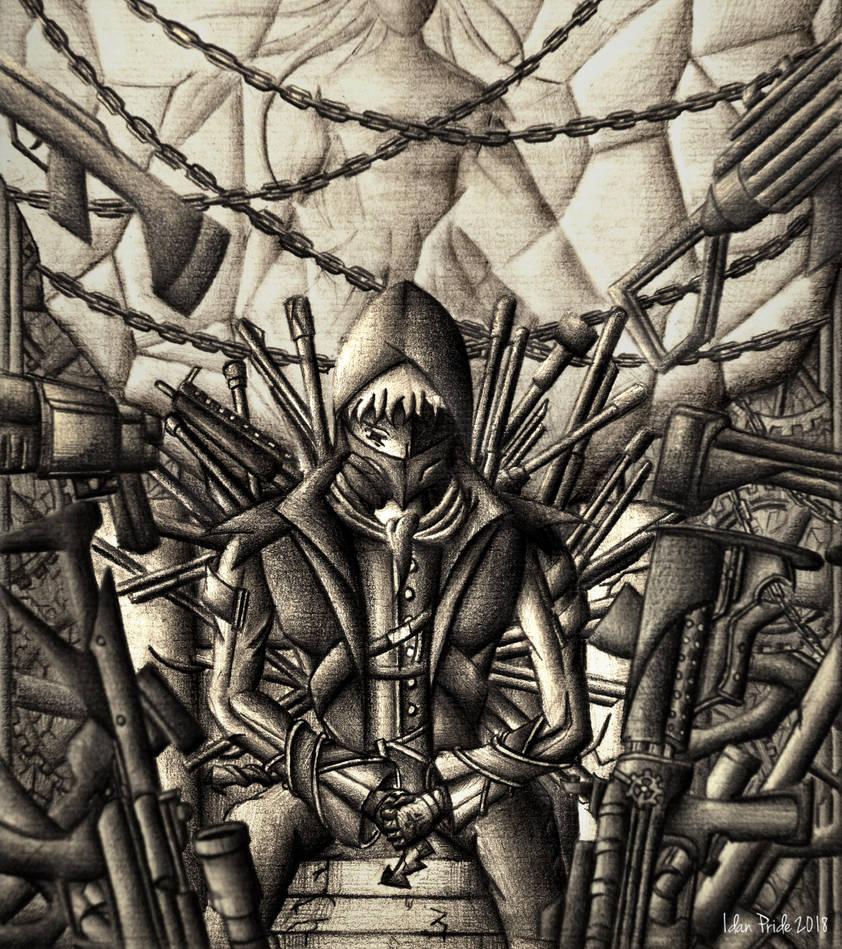 Desolator King Risorii Kitotsu by scygiex