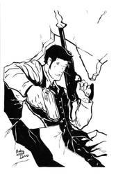 COE Ianto by ComicInks
