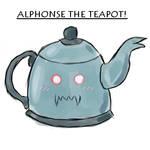 Alphonse the Teapot by Kayla-Chan