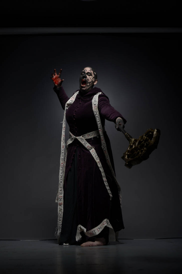 STOCK - Shadow Priestess - 180 by Rabenbuntes