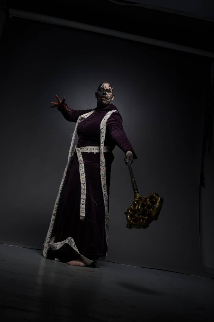-STOCK- Shadow Priestess - 175 by Rabenbuntes