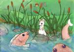 Die kleine Maus, Seite 2 by Sheevee