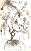 Fruit tree by Sheevee