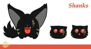 Monster Designs, Shanks by Sheevee