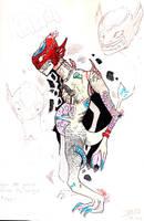 Sketchbook- Kappa by Sheevee
