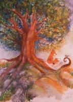 Orange by Sheevee